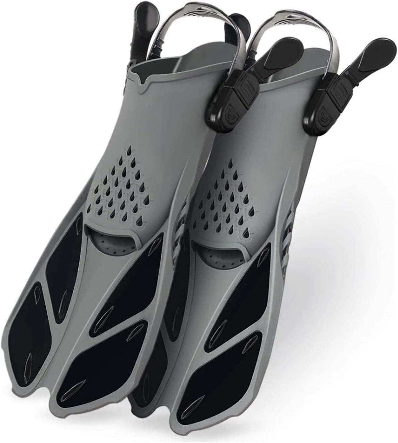 Adult Fins SwimmingSwimming Fins Snorkel Flippers Water Sport Fl