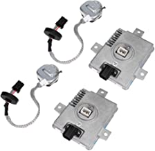 Hoypeyfiy HID Xenon Headlight Ballast with Igniter for Acura TL and TL Type-S 2002-2005,Acura TSX 2004-2005 Replaces 33119...