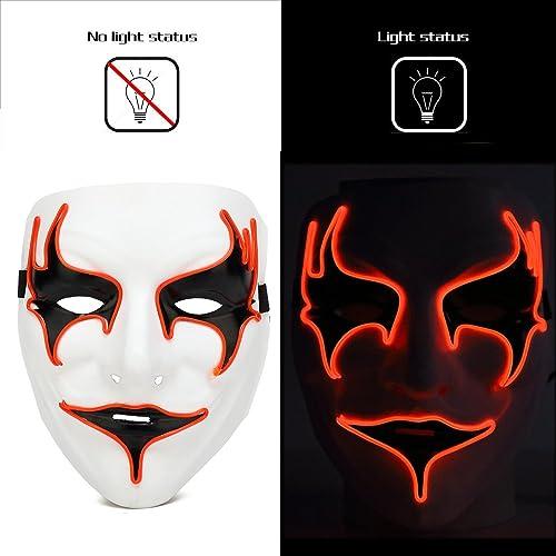 ed89c32c615 Vampire Masks: Amazon.com