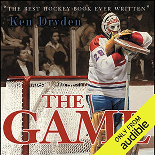 The Game     20th Anniversary Edition              By:                                                                                                                                 Ken Dryden                               Narrated by:                                                                                                                                 Ken Dryden                      Length: 13 hrs and 56 mins     188 ratings     Overall 4.5