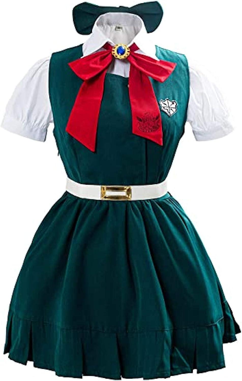 jiehuism Danganronpa Sonia Nevermind Costume Hallo Cosplay Max 50% OFF Credence Dress