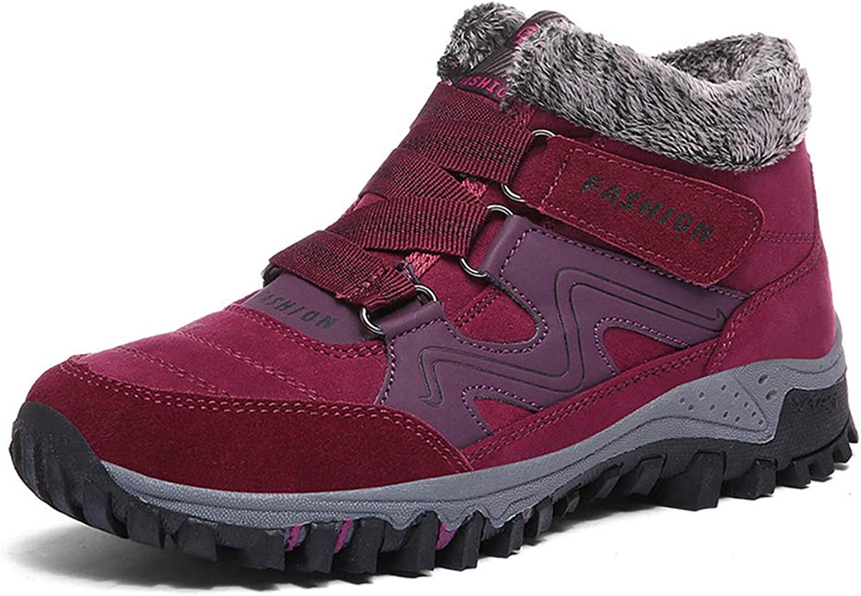 Hoxekle Ankle Zip Boots for Women Winter Fashion Platform shoes Woman Elegant Rivet Square Heel Round Toe