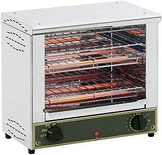 PEGANE Toasteur 2 étages 300 toasts/h 3KW 230V