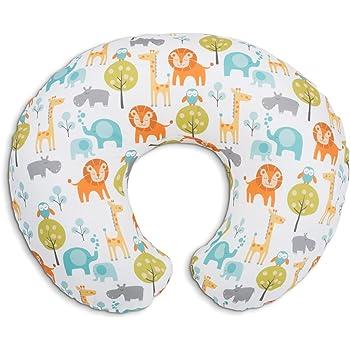 CREMA Baby Babys ELEFANTE infermieristica Cuscino cuscino copertura rimovibile allattamento