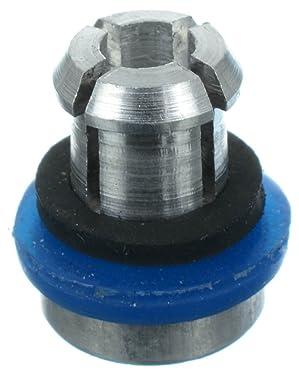 BA Aluminium Pressure Cooker Safety Valve for All Prestige Deluxe Cookers (Metallic)
