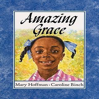 Amazing Grace audiobook cover art