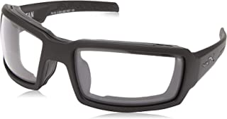 CCTTN03 Titan Sunglasses Clear Lens Matt Frame, Black