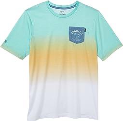 Dip Fade Knit T-Shirt (Little Kids/Big Kids)