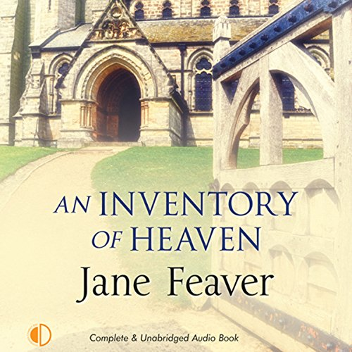 An Inventory of Heaven audiobook cover art