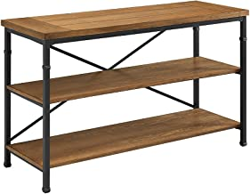 TV Console with Shelf