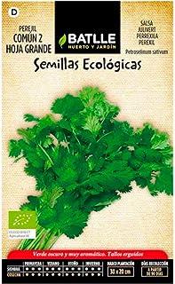 comprar comparacion Semillas Ecológicas Aromáticas - Perejil Común 2 Hoja Grande - ECO - Batlle