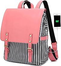 Laptop Backpack 15.6Inch School Rucksack USB Travel Daypack College Bookbag