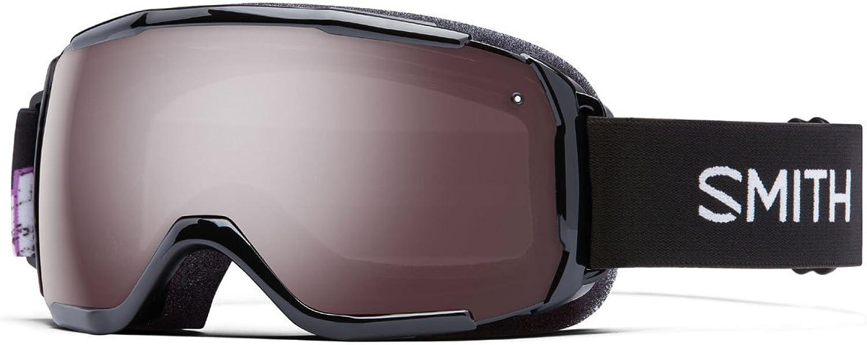 Smith Optics Goggles Unisex Junior Grom Black Angry Birds Ignitor GR6