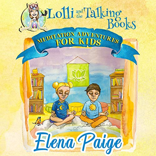 Lolli and the Talking Books  By  cover art