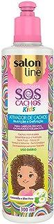 Ativador Cachos 300 ml Kids Unit, Salon Line