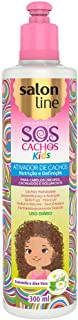 Ativador Cachos 300 ml Kids Unit, Salon Line