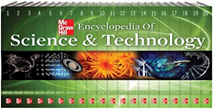McGraw-Hill Encyclopedia of Science and Technology Volumes 1-20 11th Edition (McGraw-Hill Encyclopedia of Science & Technology (20v.))