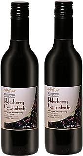 Elderberry Juice Concentrate 12.5 fl. oz. (Pack of 2)