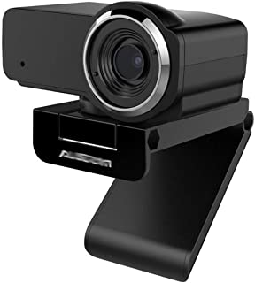 غطاء كاميرا الويب HD 1080P Webcam With Noise Reduction Microphone PC Webcam Webcam For Computer كاميرا ويب عالية الدقة (Co...