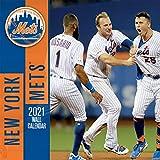 New York Mets 2021 Calendar
