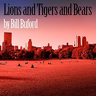 Lions and Tigers and Bears audiobook cover art