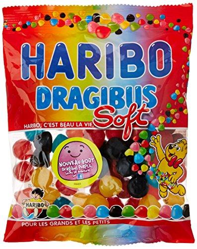 Haribo Dragibus Soft 300g