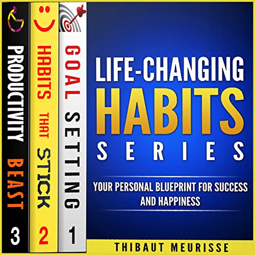 Life-Changing Habits Series audiobook cover art