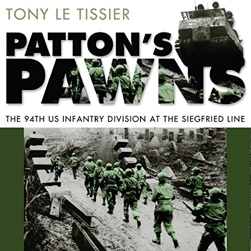 Patton's Pawns audiobook cover art