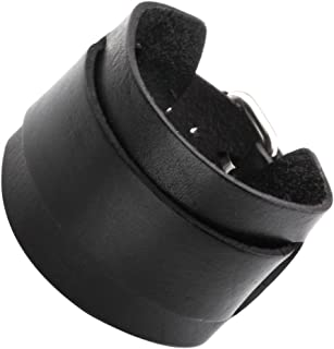 Best black leather cuff Reviews