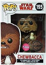 Funko POP! Star Wars: The Last Jedi - Chewbacca (Flocked) - FYE Exclusive