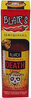 Blairs Blairs Original Death Scharfe Sauce mit Chipotle Chili - 1 x 148 ml