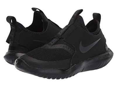 Nike Kids Flex Runner (Little Kid) (Black/Anthracite) Kids Shoes