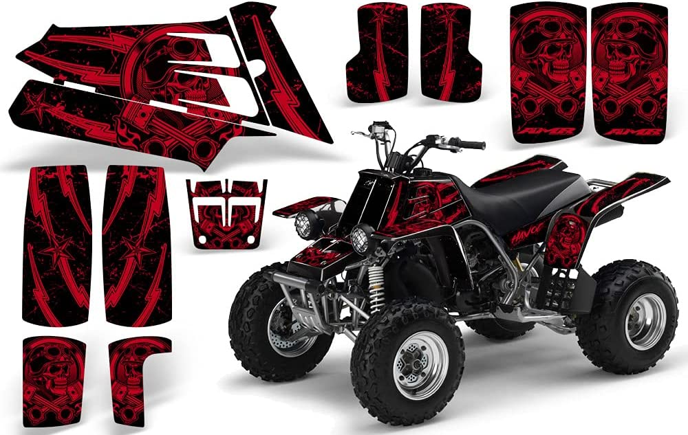 Savage Kits ATV Graphics kit Decal Sticker with Branded Popular shop is the lowest price challenge goods Compatible Yamah