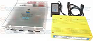 Jamma CBOX MVS SNK NEOGEO MVS-1C CMVS with 161 in 1 Game Cartridge to 15P SNK Joypad SS Gamepad RGBS YCBCR AV Output for The TV