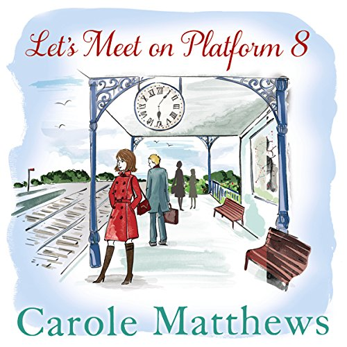 Let's Meet on Platform 8 cover art
