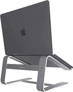 Macally ASTANDSG aluminiowy stojak na laptopa do Apple MacBook – Space Grey