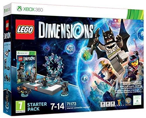 Warner Bros Lego Dimensions - Starter Pack, Xbox 360