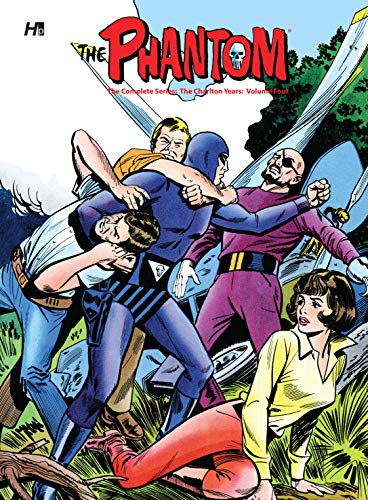 The Phantom: The Complete Series Vol. 4: The Charlton Years (English Edition)