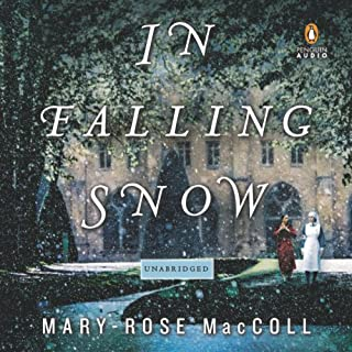 In Falling Snow audiobook cover art