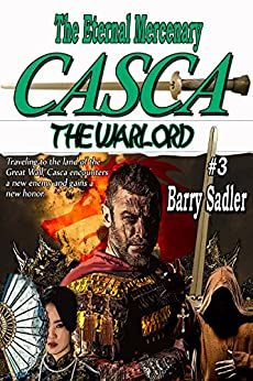 Casca 3: The Warlord by [Barry Sadler]