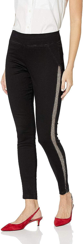HUE Women's Fashion Denim Leggings, Assorted