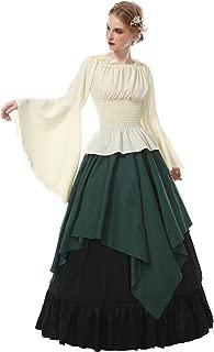Best 1800 corset dresses Reviews