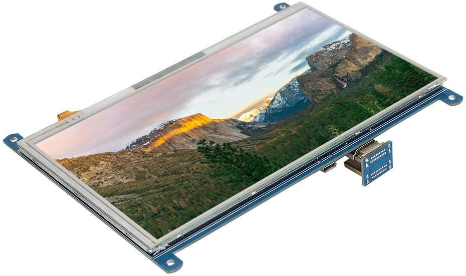 Worii 2046 Resistance Tft LCD Hdmi Award 1024X600 Screen trend rank Touch