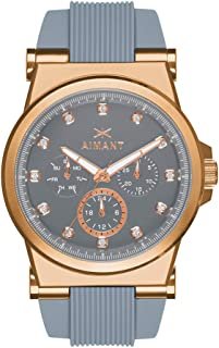 AIMANT Ibiza Watches | 40 MM Women's Analog Watch | Silicone Strap