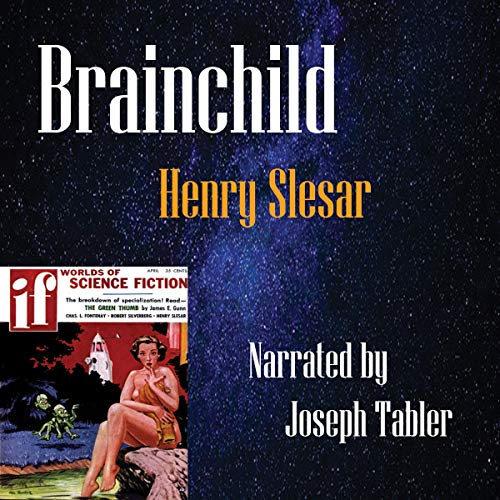Brainchild  By  cover art