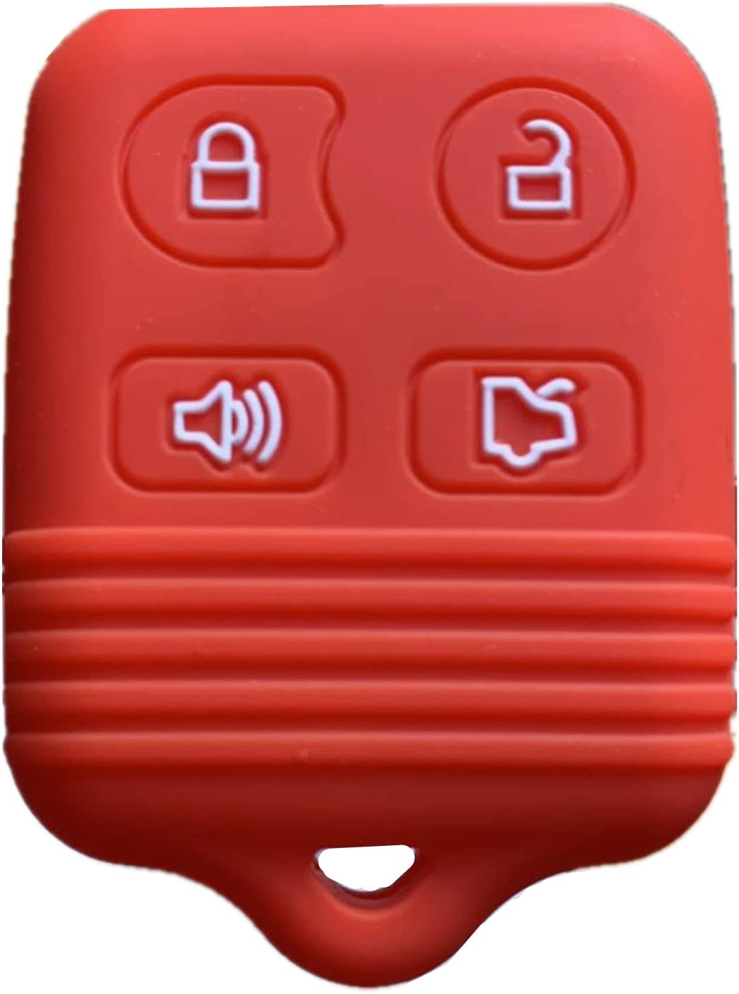 Bargain sale Rpkey Silicone Keyless Entry Remote Control Case p Fob New York Mall Key Cover