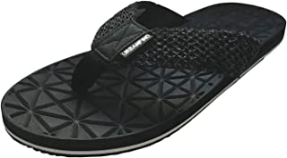URBANFIND Men's Comfortable Flip Flops Beach Sandals Shower Thong Slippers Athletic Arch Support
