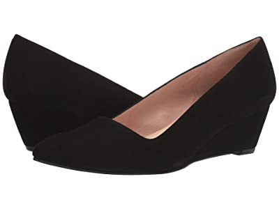 French Sole Clap (Black Suede) Women