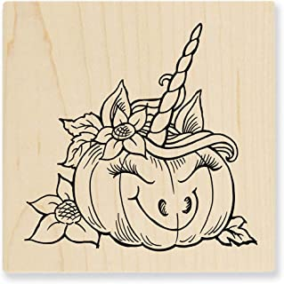 Stampendous Punicorn Rubber Stamp