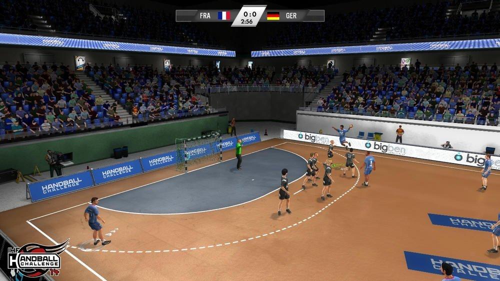 IHF Handball Challenge 13 [Importación francesa]: Amazon.es ...